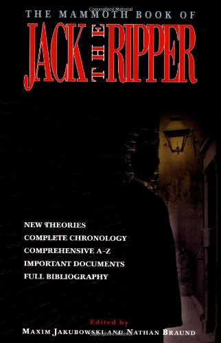 9780786706266: Mammoth Book of Jack the Ripper