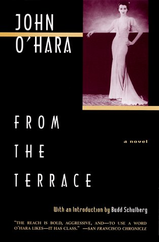 9780786706822: From the Terrace: A Novel