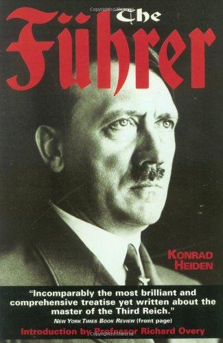 9780786706839: The Fuhrer: Hitler's Rise to Power