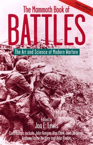 9780786706891: The Mammoth Book of Battles (Mammoth Books)