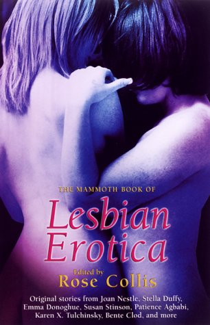 9780786707263: The Mammoth Book of Lesbian Erotica (Mammoth Books)