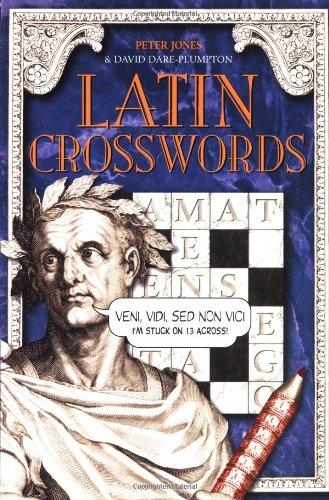 9780786707607: Latin Crosswords