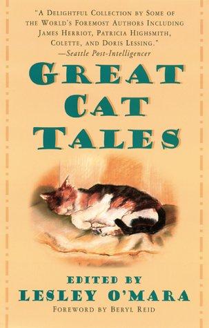 Great Cat Tales: Lesley O'Mara
