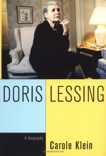 9780786708062: Doris Lessing: A Biography