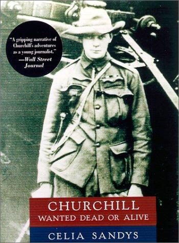 Churchill: Wanted Dead or Alive: Celia Sandys