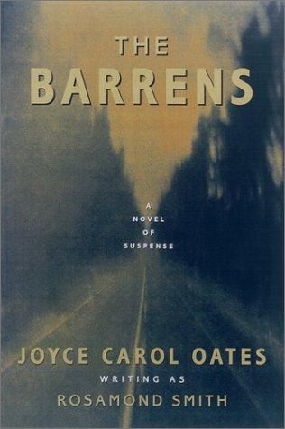 9780786708475: The Barrens: A Novel of Suspense