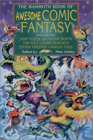 9780786708673: The Mammoth Book of Awesome Comic Fantasy (Mammoth Books)