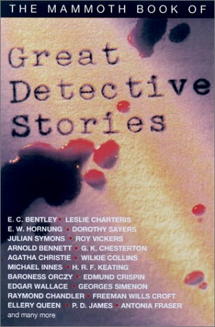9780786708864: The Mammoth Book of Great Detective Stories (Mammoth Books)