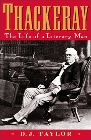 9780786709106: Thackeray: The Life of a Literary Man