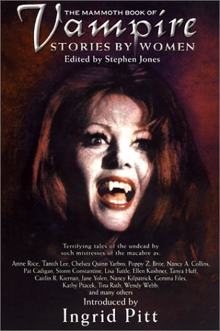 9780786709182: The Mammoth Book of Vampire Stories by Women