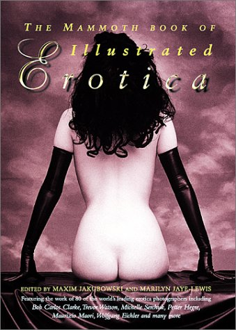 The Mammoth Book of Illustrated Erotica (Mammoth: Marilyn Jaye Lewis,