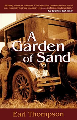 9780786709465: A Garden of Sand (Thompson, Earl)
