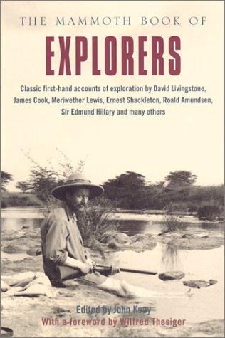 9780786709519: The Mammoth Book of Explorers (Mammoth Books)