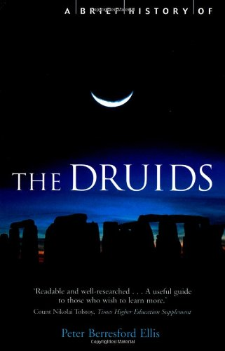 9780786709878: A Brief History of the Druids (The Brief History)