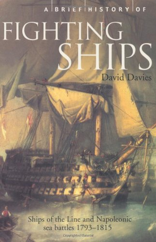 9780786709885: A Brief History of Fighting Ships (Brief History, The)