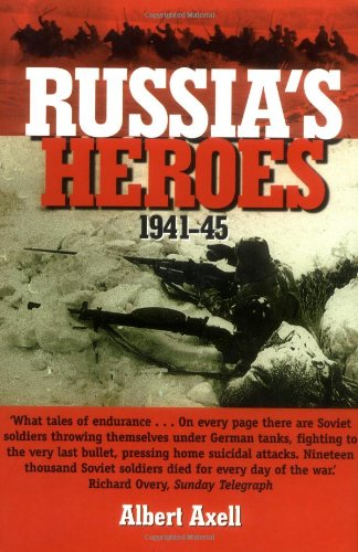 9780786710119: Russia's Heroes, 1941-45