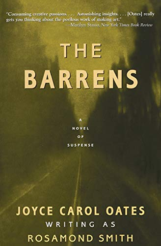 9780786710386: The Barrens: A Novel of Suspense