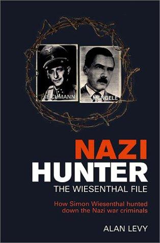 9780786710904: Nazi Hunter: The Wiesenthal File