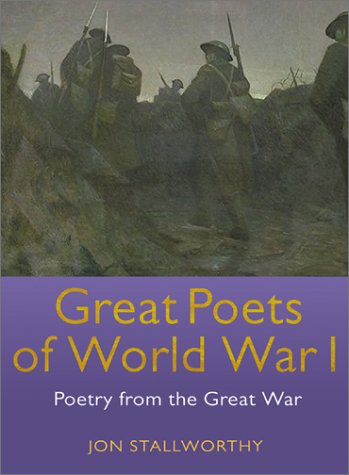 9780786710980: Great Poets of World War I: Poetry from the Great War