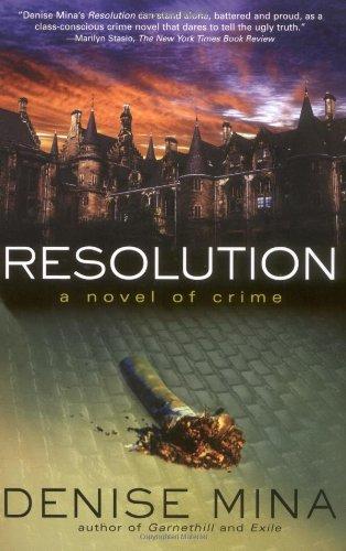 9780786711802: Resolution: A Novel of Crime