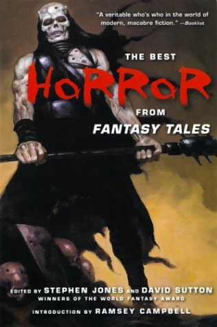9780786712007: The Best Horror from Fantasy Tales