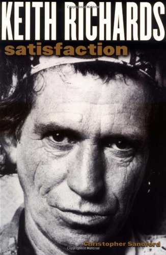 9780786713684: Keith Richards: Satisfaction
