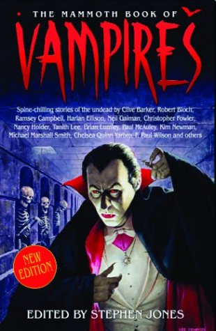 9780786713721: The Mammoth Book of Vampires