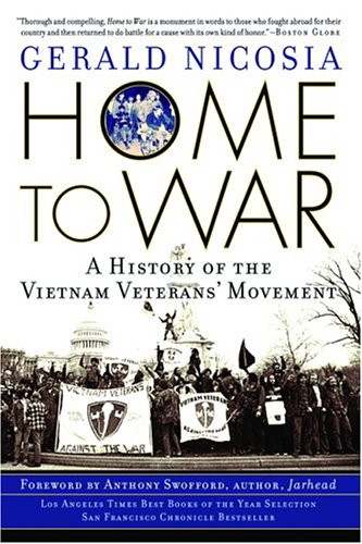 9780786714032: Home to War: A History of the Vietnam Veterans' Movement