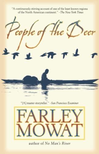 9780786714780: People of the Deer (Death of a People)