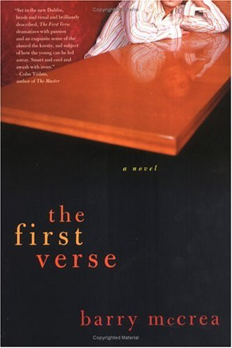9780786715138: The First Verse: A Novel
