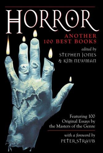 Horror: Another 100 Best Books: Stephen Jones; Kim