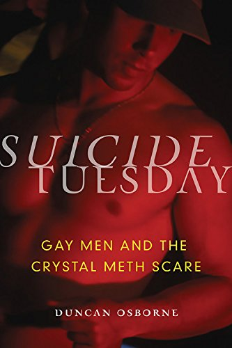 9780786716166: Suicide Tuesday: Gay Men and the Crystal Meth Scare