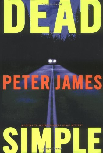 Cover of the book, Dead Simple (Roy Grace, #1).