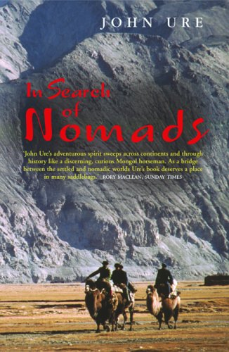 9780786716500: In Search of Nomads: An English Obsession from Hester Stanhope to Bruce Chatwin