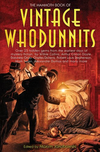 9780786716982: The Mammoth Book of Vintage Whodunnits