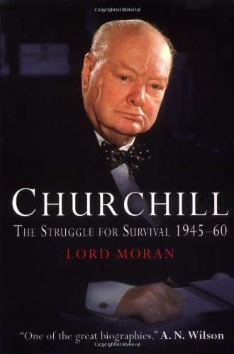 9780786717064: Churchill: The Struggle for Survival 1945-60