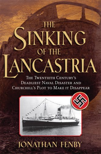 9780786718344: The Sinking of the Lancastria