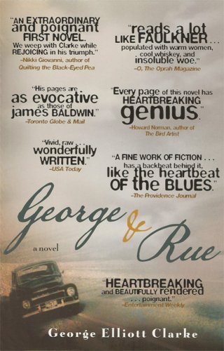 9780786718740: George and Rue: A Novel