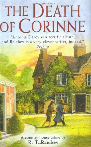 9780786719723: The Death of Corinne: A Country House Crime