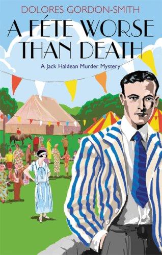 9780786719907: A Fete Worse Than Death: A Jack Haldean Murder Mystery