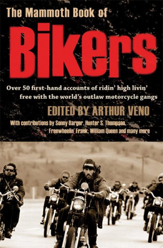 9780786720460: The Mammoth Book of Bikers