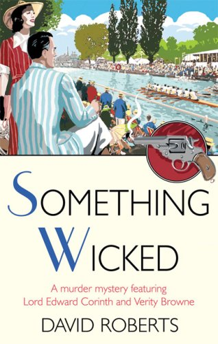 9780786720484: Something Wicked (Edward Corinth-Verity Browne Mysteries)
