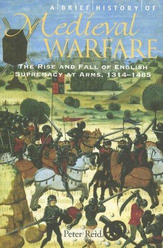 9780786720712: A Brief History of Medieval Warfare