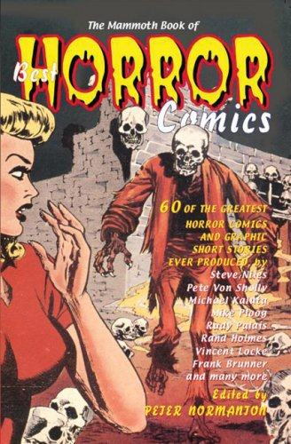 9780786720729: The Mammoth Book of Best Horror Comics