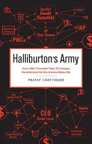 9780786743698: Halliburton's Army