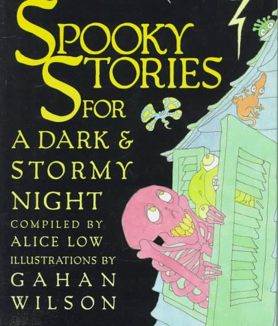 9780786800124: Spooky Stories for a Dark and Stormy Night