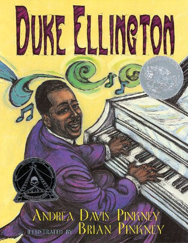 9780786801787: Duke Ellington: The Piano Prince and His Orchestra (Caldecott Honor Book)