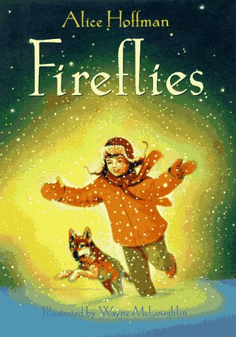 Fireflies: A Winter's Tale (SIGNED): Hoffman, Alice