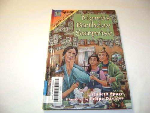 9780786802654: Mama's Birthday Surprise (Hyperion Chapters)