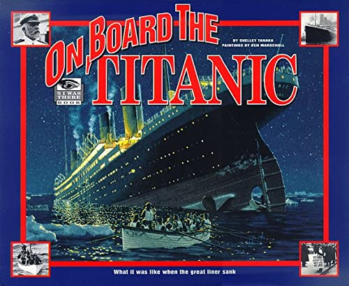 9780786802838: I Was There: On Board the Titanic (I Was There Books)